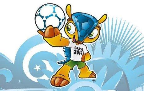 Чемпионат Мира 2014 будет в...