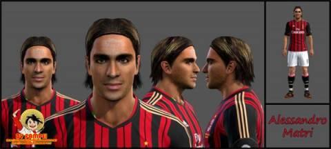 Alessandro Matri face