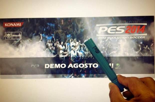 Скачать PES 2014 Demo для PS3